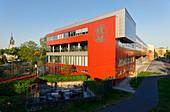 new fire station in Potsdam, Brandenburg, Germany