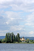 Kirche St Georg, Oberzell, Insel Reichenau, Bodensee, Baden-Württemberg, Deutschland
