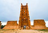 Mansourah Mosque, Mansourah castle, Tlemcen, Algeria, North Africa, Africa