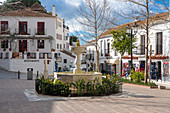 Old white village of Mijas, Malaga province, Andalucia, Spain, Europe
