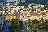 France, Alpes Maritimes, Nice, the Promenade du Paillon