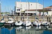 France, Charente Maritime, Ile de Re, Saint Martin de Re, the port