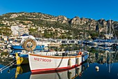 France, Alpes Maritimes, Beaulieu sur Mer, the marina