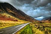 Glencoe, Highlands, Scotland, United Kingdom, Europe