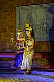 Klassischer Khmer-Tanz, Siem Reap, Kambodscha, Indochina, Südostasien, Asien