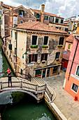 Ponte del Parucheta, Venice, Italy