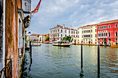 Campo s. Stae in the San Polo district, Venice, Italy