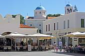 Eleftherias Square, Stadt Kos, Insel Kos, Dodekanes