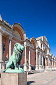 Ny Carlsberg Glyptotek (Glyptothek), Fine-art museum with antique Mediterranean sculptures, Copenhagen,  Zealand, Denmark