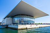 Copenhagen Opera House (Operaen pa Holmen i Kobenhavn), Copenhagen, Zealand, Denmark