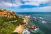 Coney Glen Beach Knysna, Knysna, Garden Route, South Africa, Africa
