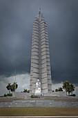Memorial a Jose Marti, Havana