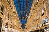 Viktor Emanuel Passage, Milan, Lombardy, Italy