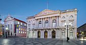 Rathaus, Praca do Municipio, Câmara Municipal, Lissabon, Portugal