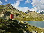Origen, Juliertheater, Lej da Güglia, Julierpass, Graubünden, Schweiz