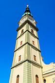 St. Egyd, oldest church in Klagenfurt, Carinthia, Austria