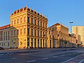 Hiller-Brandtsche-Häuser in der Breiten Straße, Potsdam, Land Brandenburg, Deutschland