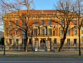 Amtsgericht Potsdam, Hegelallee, Potsdam, Land Brandenburg, Deutschland