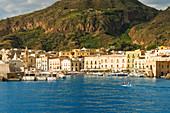 Lipari, Aeolian Islands, UNESCO World Heritage Site, Sicily, Italy, Mediterranean, Europe