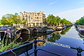 Brouwersgracht Canal, Amsterdam, North Holland, The Netherlands, Europe