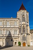 France, Gard, Uzes, the castle