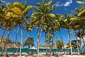 France, Guadeloupe (French West Indies), Les Saintes archipelago, Terre de Haut, Pompierre beach