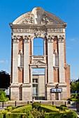 Frankreich, Somme, Abbeville, ehemaliges Ursulinenkloster