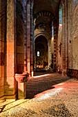 France, Haute Loire, Brioude, Basilica of Saint Julien