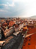 Mala Strana townscape