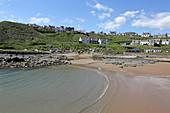 Location Collieston Pier, Aberdeenshire