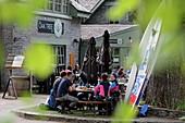 The Oak Inn, Balmaha, Loch Lomond, Highlands