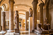 COLLECTIONS FROM THE DEPARTMENT OF EGYPTIAN ANTIQUITIES,(75) PARIS, ILE-DE-FRANCE