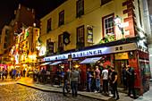 THE AULD DUBLINER, TERRACE PUB AND RESTAURANT, FLEET STREET, DUBLIN, IRELAND