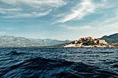 The citadel of Calvi, Corsica, France.