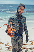 Crawfish in the southwest in Australia, Oceania