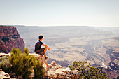 Grand Canyon National Park, South Rim, Arizona, USA