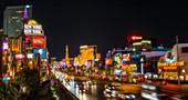 Boulevard The Strip, Las Vegas, Nevada, USA