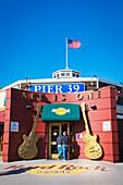 Hard Rock Cafe at Pier 39, San Francisco, California, USA