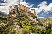 Citadel of Corte, Corsica, France
