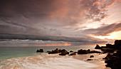 Australia - June 2, 2009: Storm clouds over Cape Leveque.