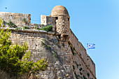 Fortezza - Venetian fortress of Rethymno, North Crete, Greece