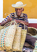 Basketry in Trinidad, Cuba