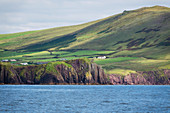 Cliffs on the Dingle Peninsula, County Kerry, Ireland