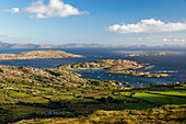 Derrynane Bay, Caherdaniel, County Kerry, Ring of Kerry, Ireland