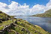 Killary Fjord, Connemara, County Galway, Ireland