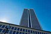 Skyscraper in Frankfurt, Germany