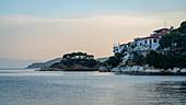 Sunset over Skiathos, Greece