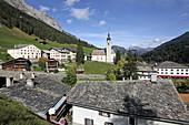 Splügen, Graubünden