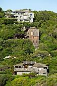 France, Corse du Sud, Bonifacio, Domaine et Golf de Sperone, villas