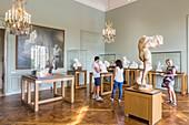 France, Paris, Rodin museum in the Hotel Biron